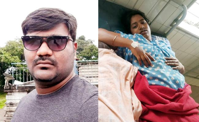 Husband And Family members Harassment on Wife in Karnataka - Sakshi