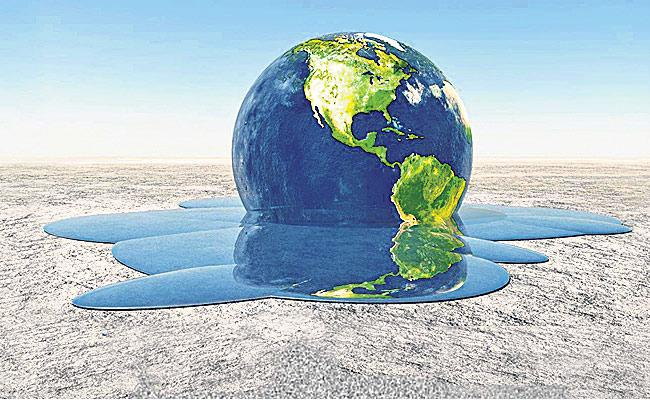 IYR Krishna Rao Article On Global Warming - Sakshi