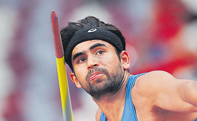 Shivpal Singh Fails To World Athletics Championship - Sakshi