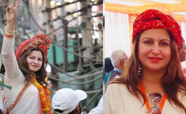We Will WIn In Adampur Says TikTok Star BJP Candidate Sonali Phogat - Sakshi