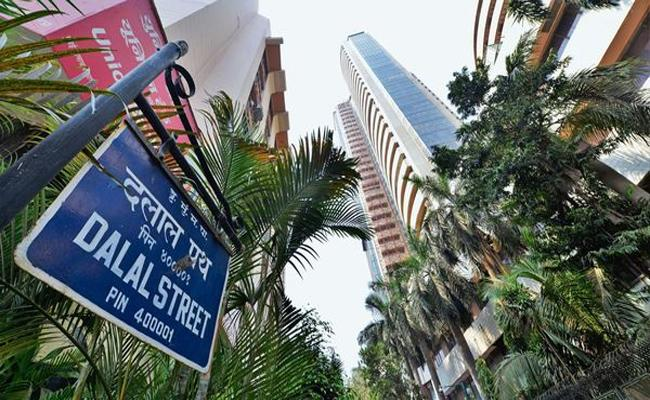 Sensex Extends Losses To Sixth Day - Sakshi
