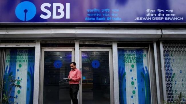 SBI Launches Debit Card EMI On POS - Sakshi