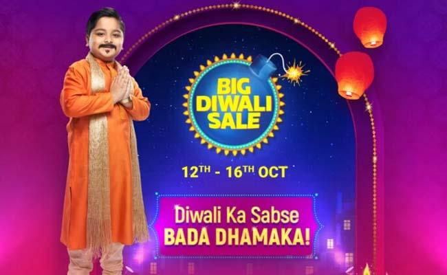 Flipkart Big Diwali Sale starts on October 12 - Sakshi