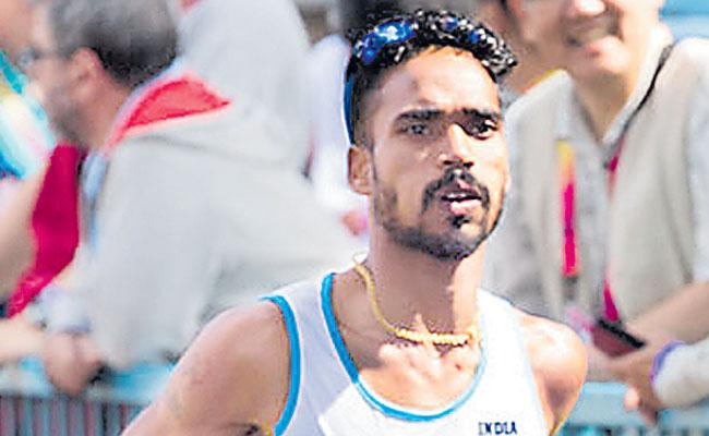 Gopi Finishes 21st In Marathon India End With Mixed Results - Sakshi