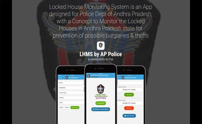 Download LHMS POLICE App Who Going To Village On Dussehra Occasion - Sakshi