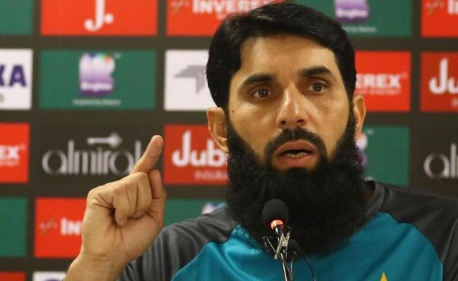 Need To Show Patience With Comeback Men  Misbah - Sakshi