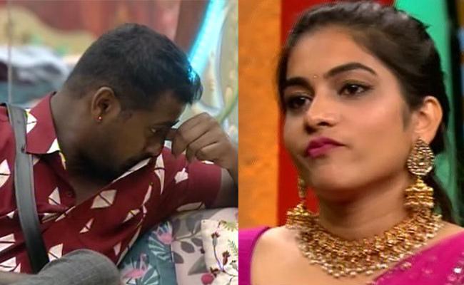 Bigg Boss 3 Telugu: Punarnavi Bhupalam Eliminated - Sakshi