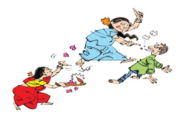 Special Story About Vijayadasami Festival By Somaraju Suseela - Sakshi