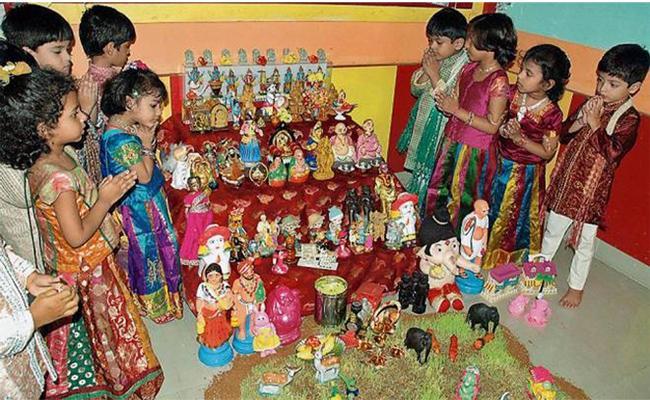 Tradition Of Toys Festival Will Be Held In Bestavaripeta Prakasam - Sakshi