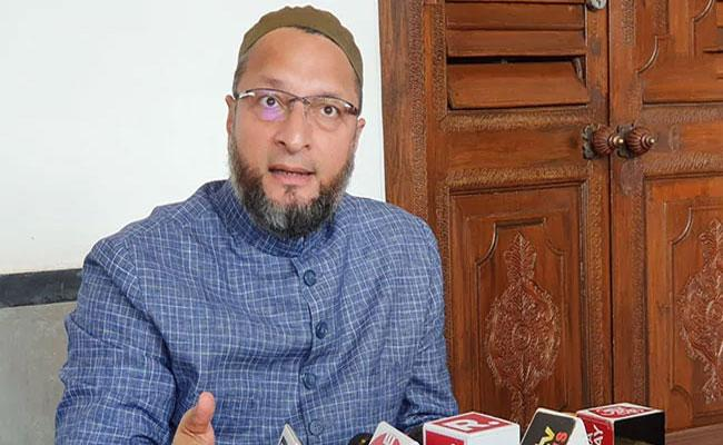 Asaduddin Owaisi Said Congress Cannot Be Revived Even With Calcium Injection - Sakshi
