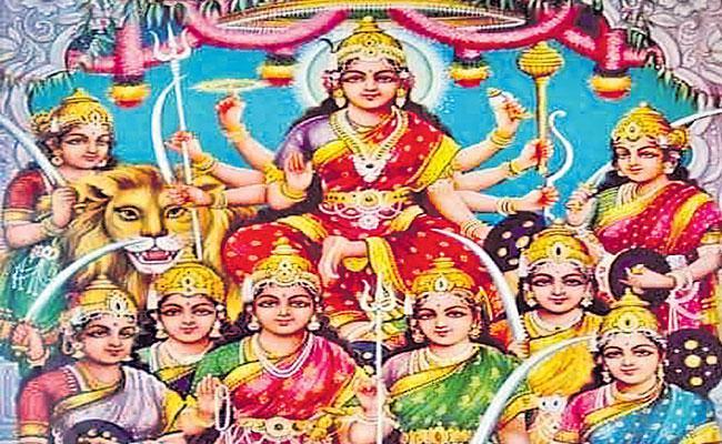 Vyjayanthi Purana Panda Article on Dussehra Festival - Sakshi
