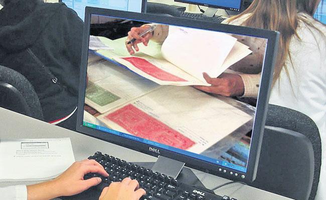 Department of Registration Uploaded Sample Documents On The Website - Sakshi