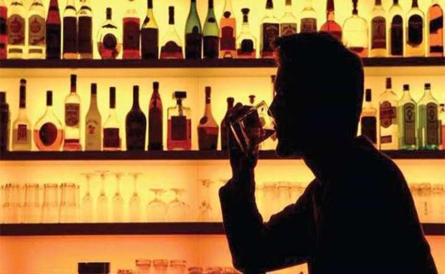 Liquor Shops Hike Booze Price During Festival Season - Sakshi