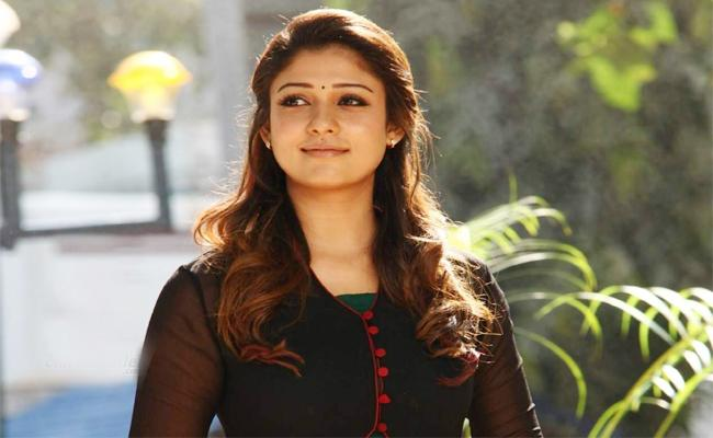 Nayantara Interview Special Story - Sakshi