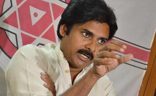 Janasena President Pawan Kalyan Responds On TS RTC Strike - Sakshi