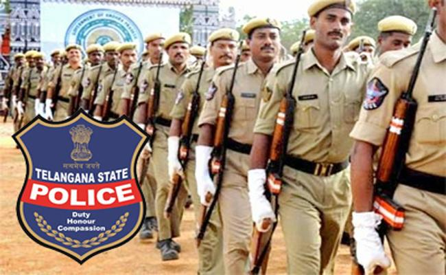 Attestation Forms Of Police Constables Will Be Accepted From Oct 9 - Sakshi
