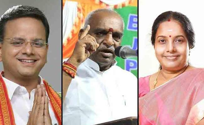 BJP Searching For New Chief For Tamil Nadu - Sakshi