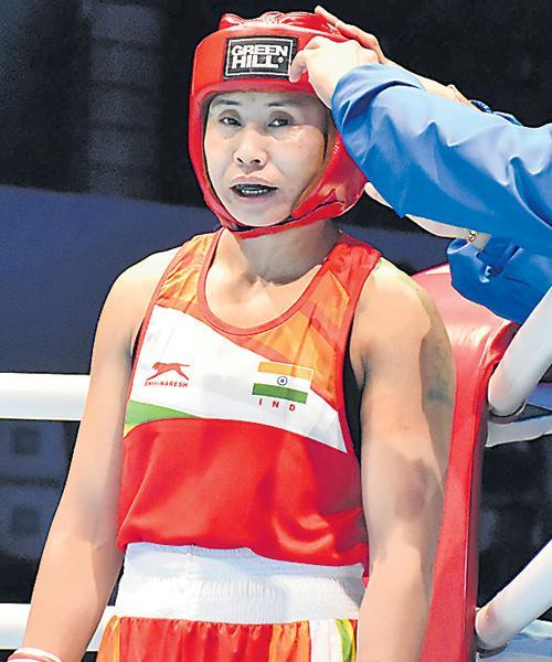 Sarita Devi bows out At World boxing Championship - Sakshi