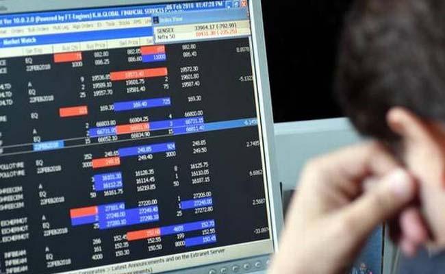 Sensex, Nifty Open Flat: Yes Bank Jumps - Sakshi