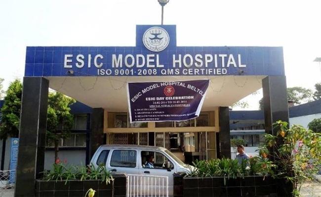 Vigilance attacks on ESI Directorate - Sakshi
