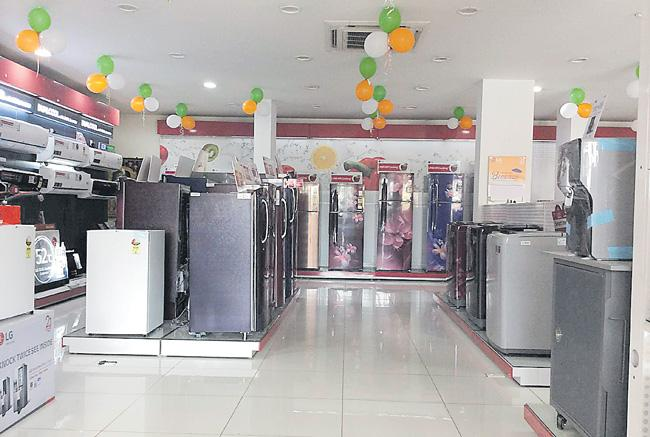 Electrical equipment, appliances and components industry Q1 - Sakshi