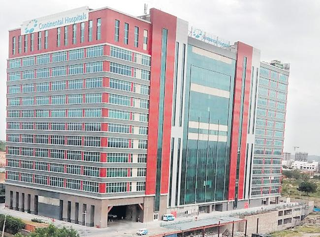 Aurobindo Pharma promoters open new front in Continental Hospital - Sakshi