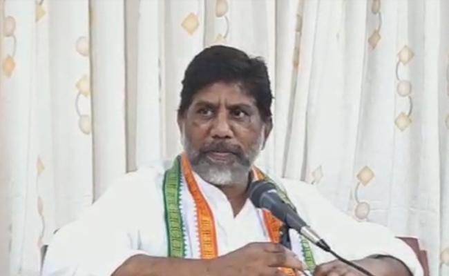CLP Leader Mallu Bhatti Vikramarka Fires On KCR - Sakshi