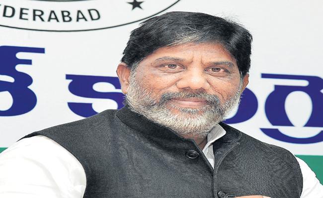 Bhatti Vikramarka Fires On CM KCR - Sakshi