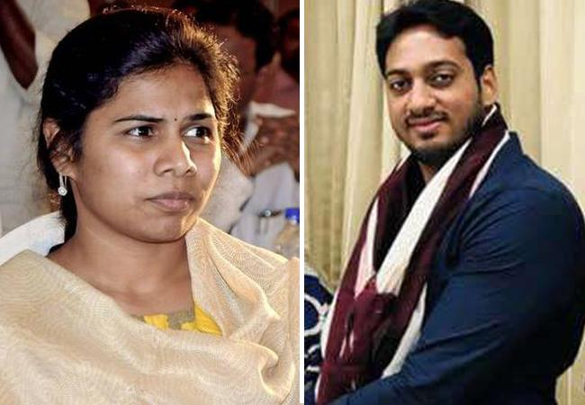 Another Registered on Bhuma Akhila Priya Husband - Sakshi