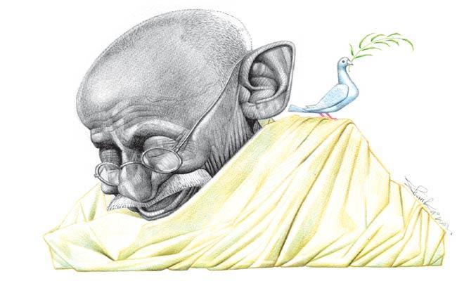 ABK Prasad Article On Gandhi 150th Jayanti And AP Development - Sakshi