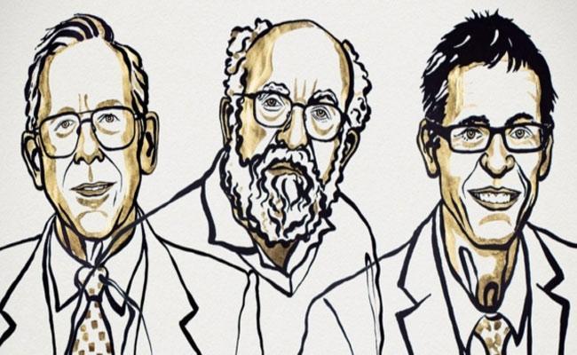 James Peebles Michel Mayor and Didier Queloz Get Nobel Prize In Physics - Sakshi