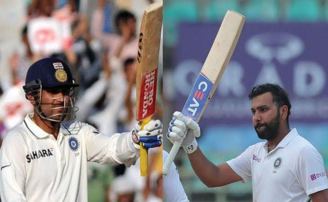 Akhtar Says Rohit Has Better Technique Than Sehwag - Sakshi