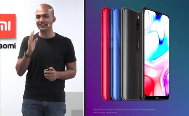 Redmi 8 with dual cameras to launched - Sakshi