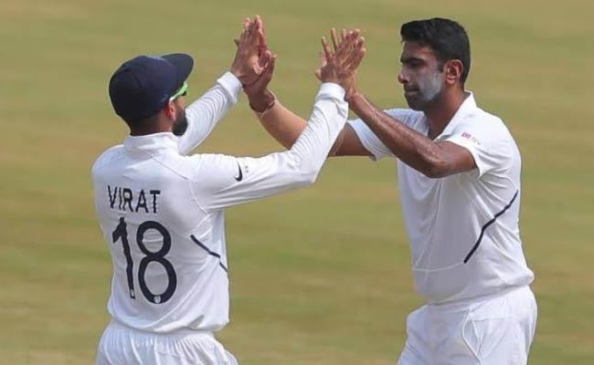 Harbhajan Singh said Ashwin Could Easily Get Past My Record - Sakshi