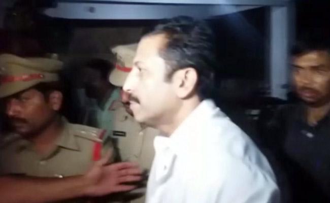Court Adjourned the Petition on Ravi Prakash Custody - Sakshi