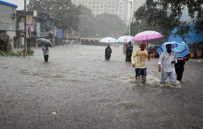 Highest Rainfall in India 2019 - Sakshi