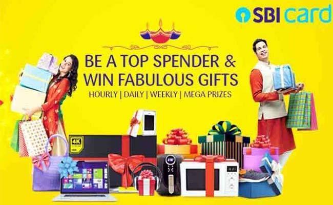 SBI credit card bumper Diwali offers - Sakshi