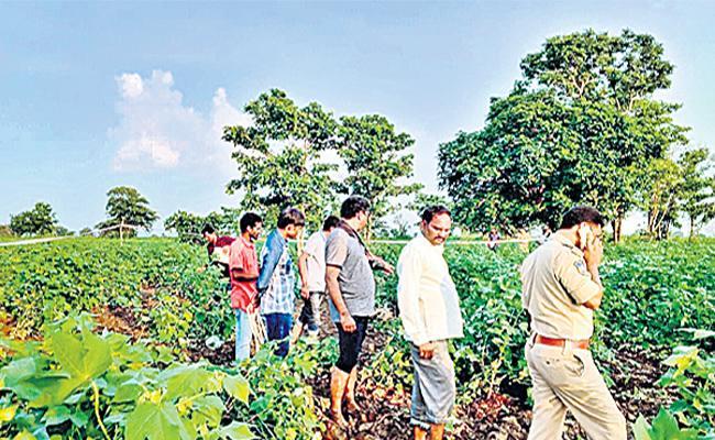 Investigation On Indian Aircraft Plane Crash Incident At Vikarabad - Sakshi