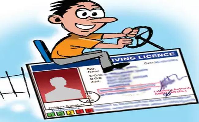 Learning Licenses Increased Since September - Sakshi