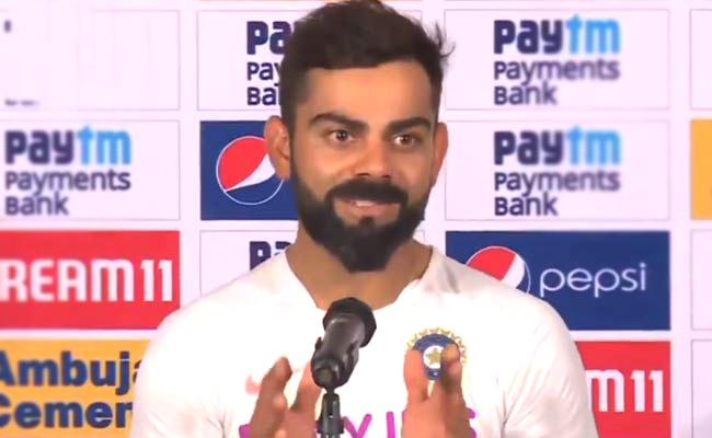 Kohli Says Stop Focussing On What Rohit Is Going To Do In Tests - Sakshi