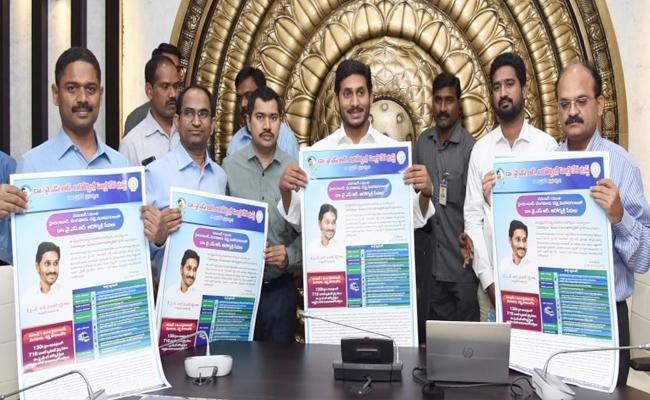 CM Jagan Starts Expanded YSR Aarogyasri Medical Services - Sakshi