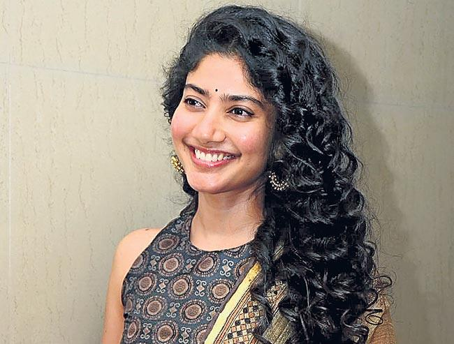 Sai Pallavi trains under an ex-naxal leader for her next - Sakshi
