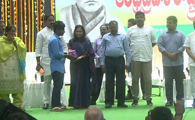 Andhra Pradesh Incarnation Day Celebrations In Visakhapatnam - Sakshi