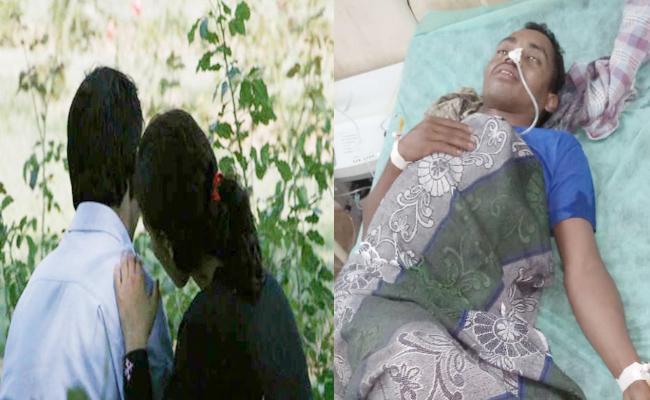 Tribal Girl Commits Suicide in Visakhapatnam Paderu - Sakshi