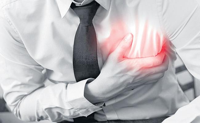 US Scientists Discover New Way of Identify Heart Attack - Sakshi
