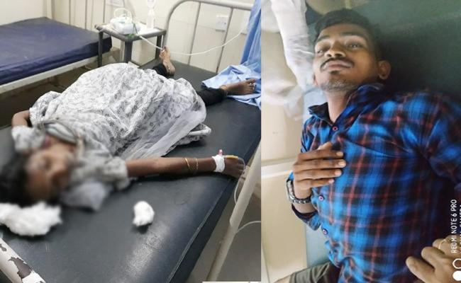 Love Couple Suicide Attempt In YSR Kadapa District - Sakshi