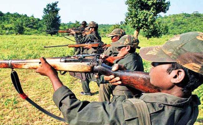 Human Lives lost In Maoist Attack - Sakshi