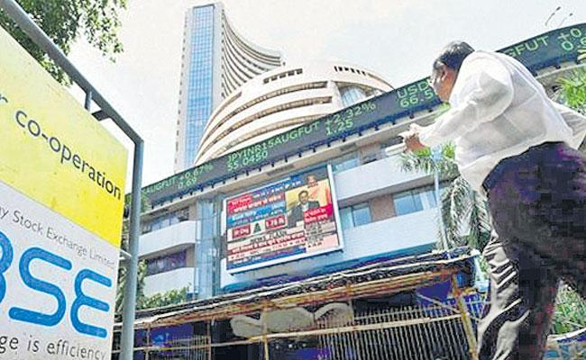Sensex and Nifty All Time High - Sakshi