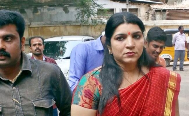 Saritha Nair Punished Three Year Prison in Wind Power Project Case - Sakshi