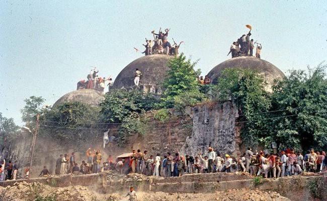 Demolition of Babri Masjid gives boost to the Terrorism - Sakshi